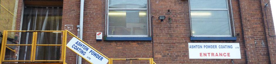 Manchester based powder coating